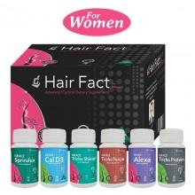 Grace Hair Fact Kit for Women - 4 Month Kit